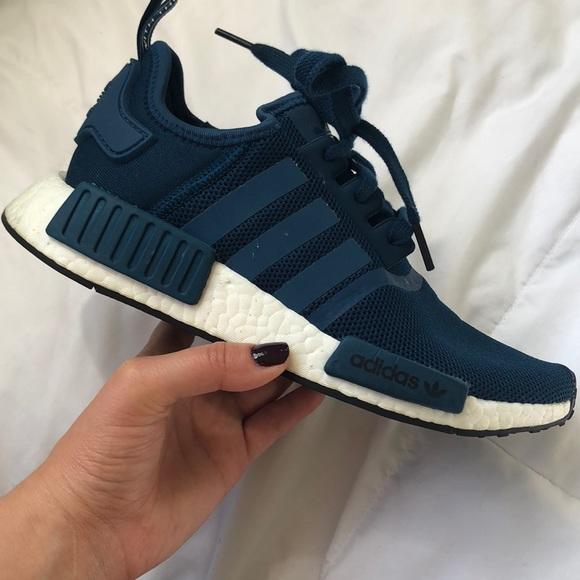 adidas Shoes | Blue Nmd R | Poshmark